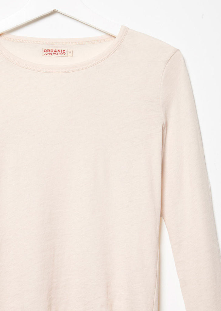 Long Sleeve Shirttail