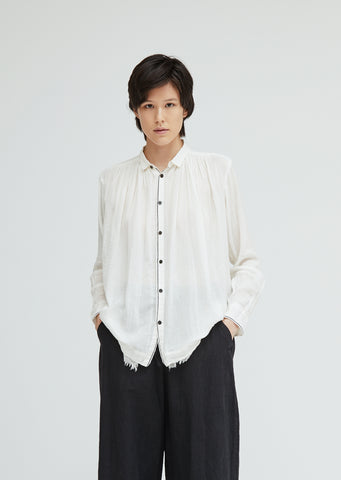Cotton Shirt Blouse