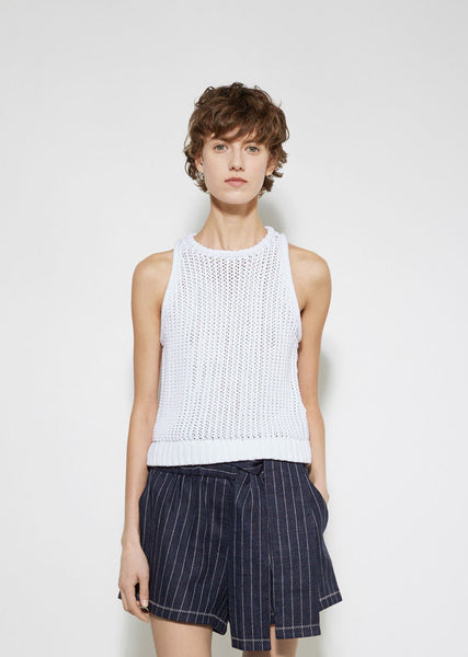 3.1 Phillip Lim Net Stitch Shell La Garconne
