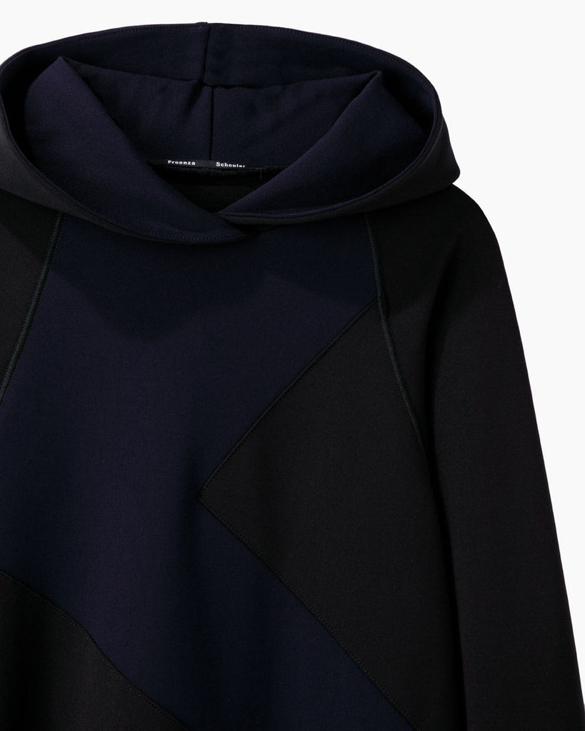 Hooded Neoprene Sweatshirt