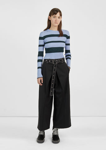 Lightweight Wool Trouser
