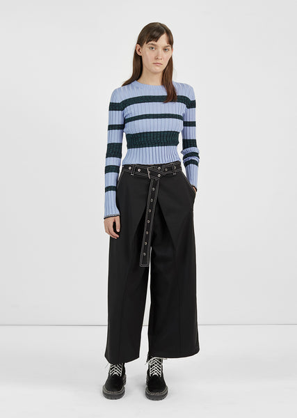 Lightweight Wool Trousers
