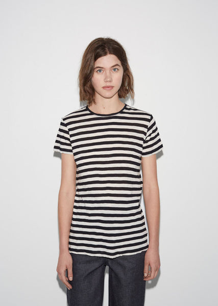 Stripe Tissue Tee