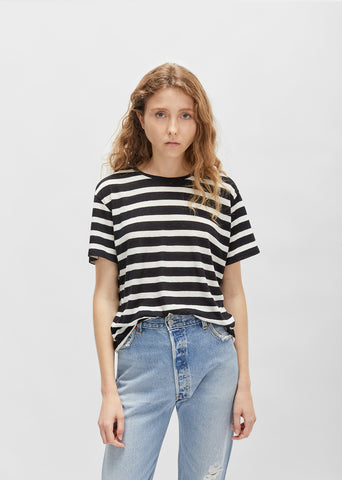 Stripe Boy Tee