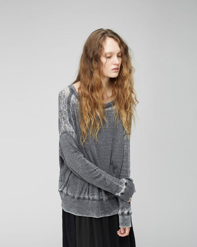 Burnout Pullover
