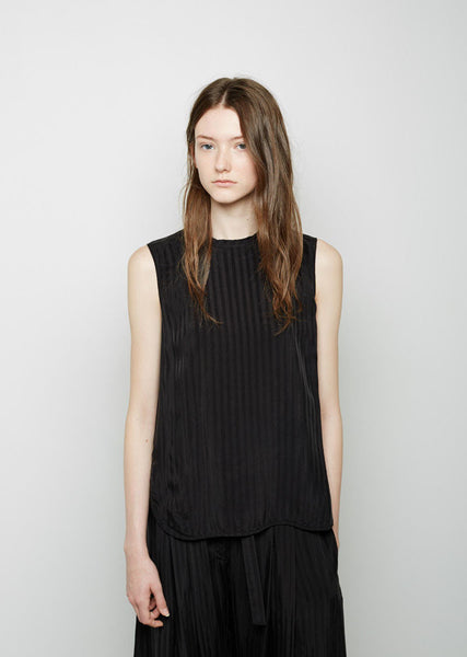 Raquel Allegra Button Back Top La Garconne