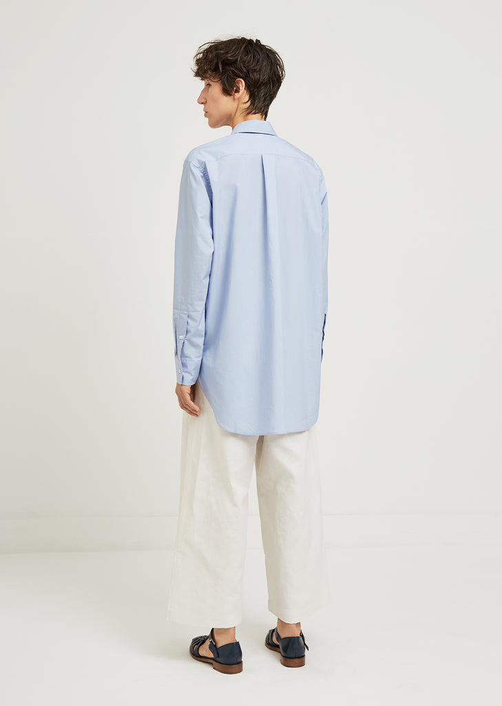 Bloom Classic Oversized Cotton Shirt