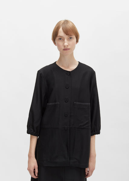 Viscose Crepe Shirt
