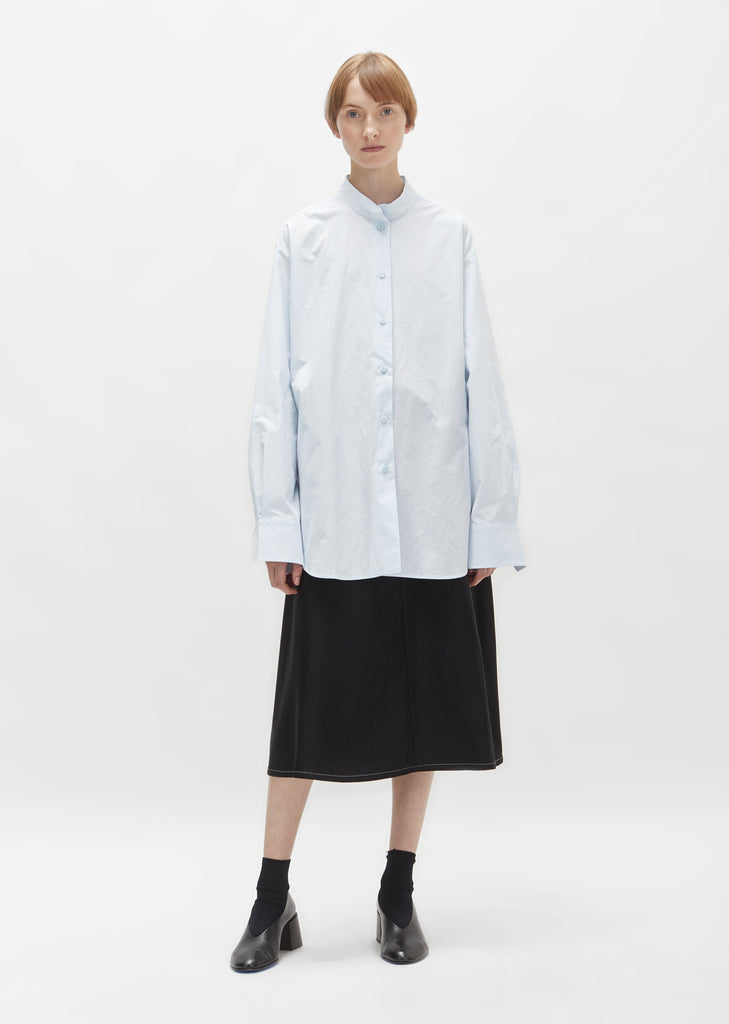 Oversize Oxford Shirt