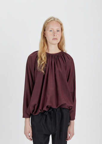 Muslin Balloon Shirt