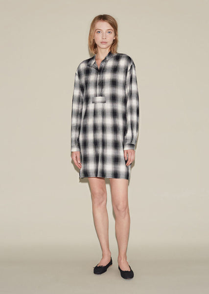 The Sleep Shirt Short Sleep Shirt La Garconne