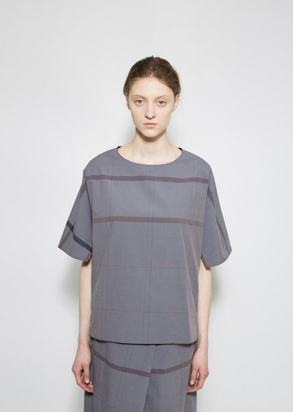 Stephan Schneider Relaxed Pattern Top La Garconne