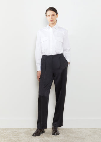 Firth Satin Crepe Pant
