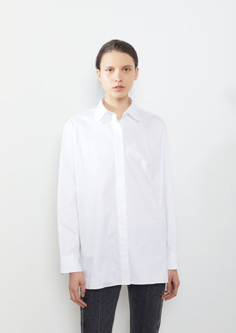 Big Juliette Sea Island Cotton Shirt