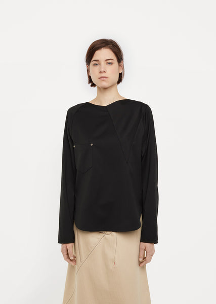 Angular Panel Top