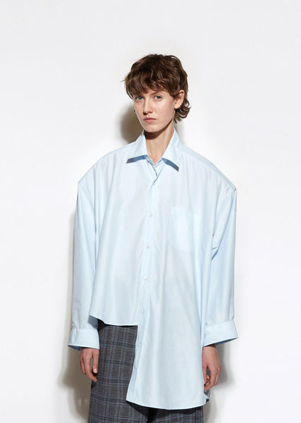 Vetements Classic Shirt La Garconne