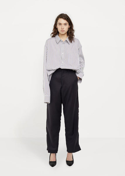 X Brioni Cropped Tailored Pants