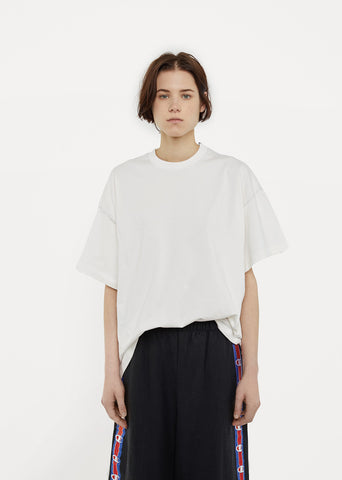 X Hanes Quick Made Oversized Tee