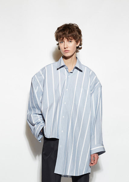 Vetements Classic Stripes Shirt La Garconne