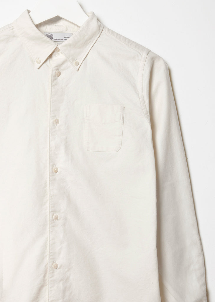 Albacore Bamboo Elbow Patch Shirt