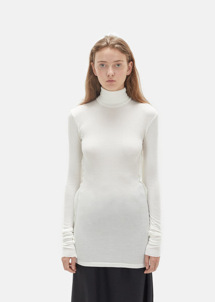 Jersey Turtleneck