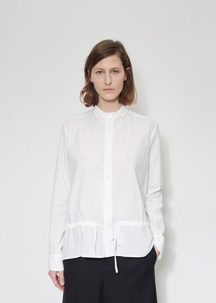 Y's Gather Blouse La Garconne