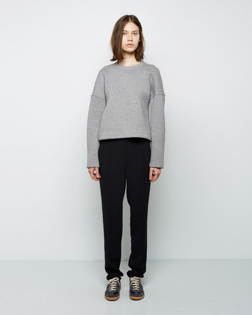 Cotton Neoprene Sweatshirt
