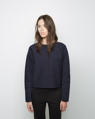 Double Knit Scuba Sweatshirt