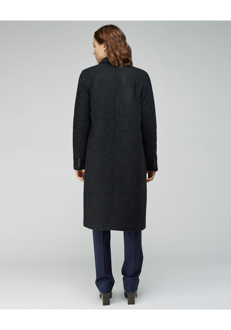 Double-Sided Wool Coat