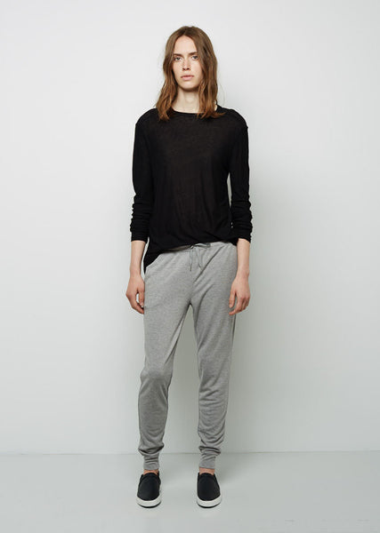 T by Alexander Wang Enzyme Washed French Terry Sweatpants La Garconne