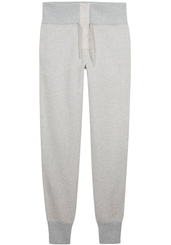 Foldover Terry Sweatpant