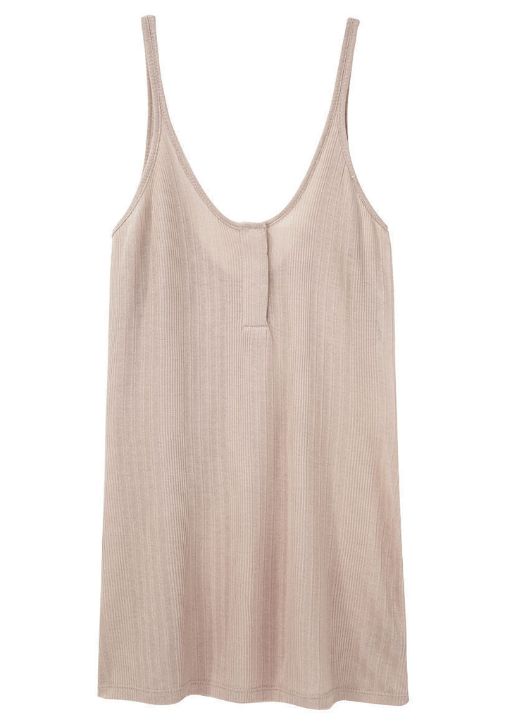 Hidden Placket Tank