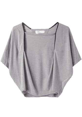 Chambray Kanoko Top