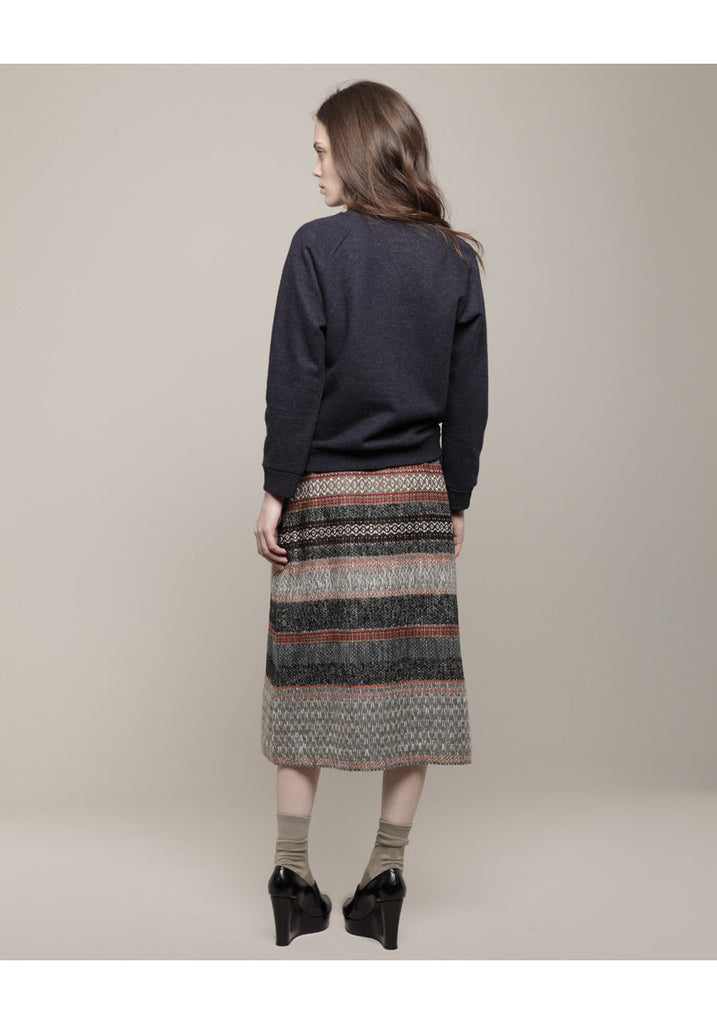 Bonotto Stripe Skirt