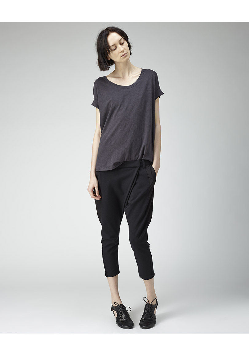 Cropped Crossover Pant