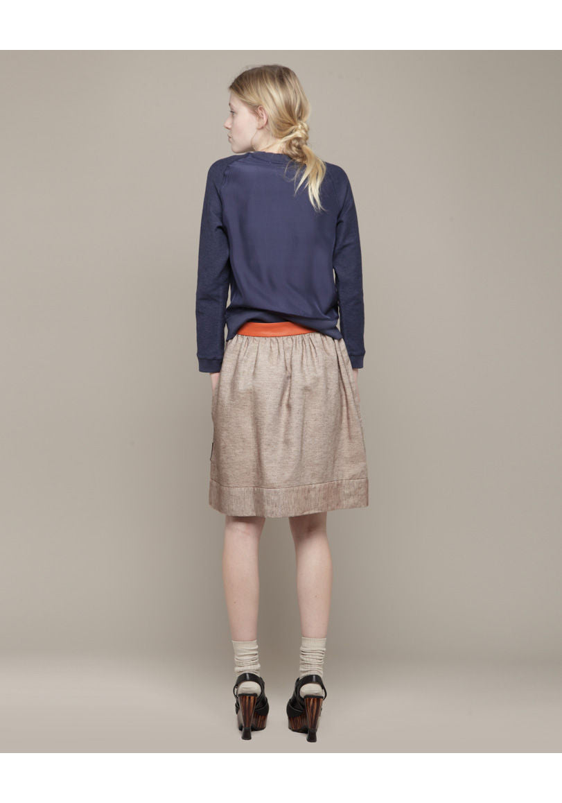 Full Twill Skirt