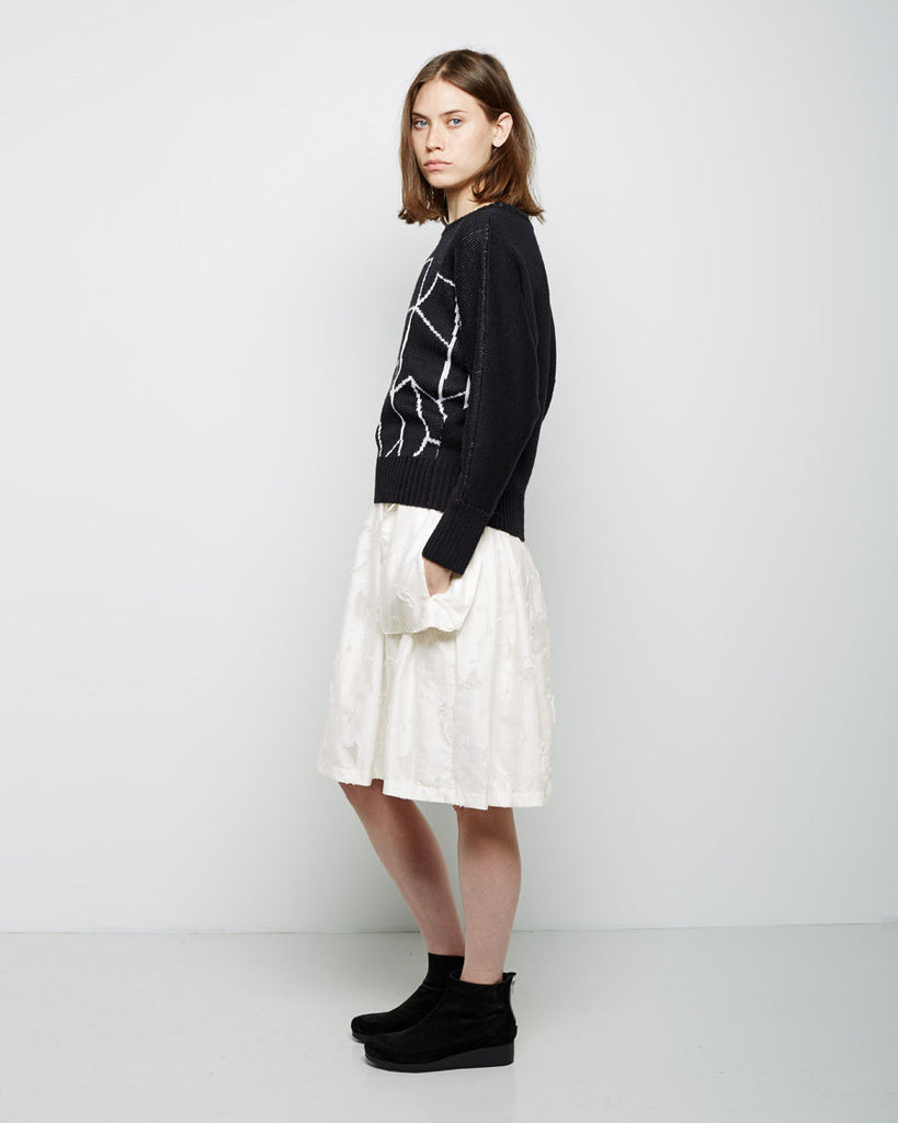 House Jacquard Pullover