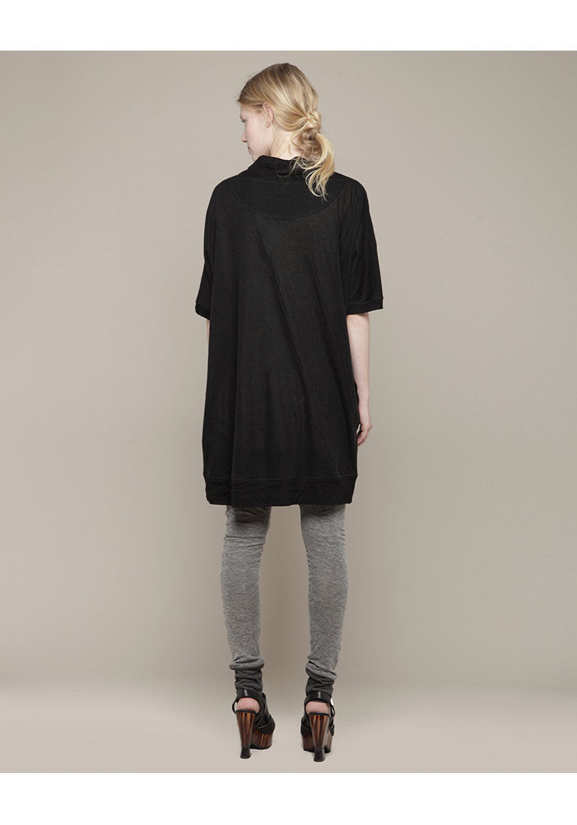 Low V-Neck Tunic