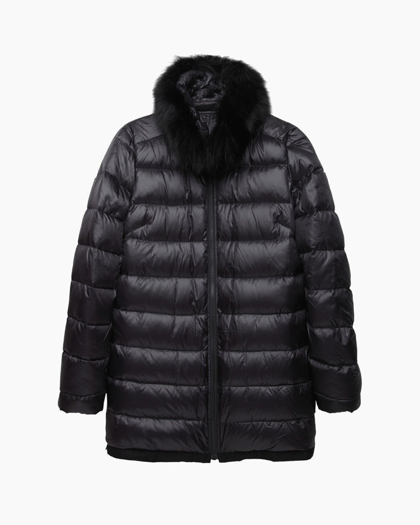 Convertible Down Coat