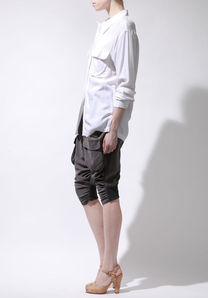 Sand Washed Silk Short