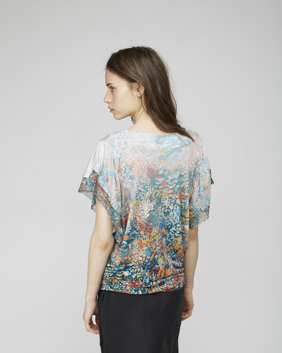 Sea Flower Top