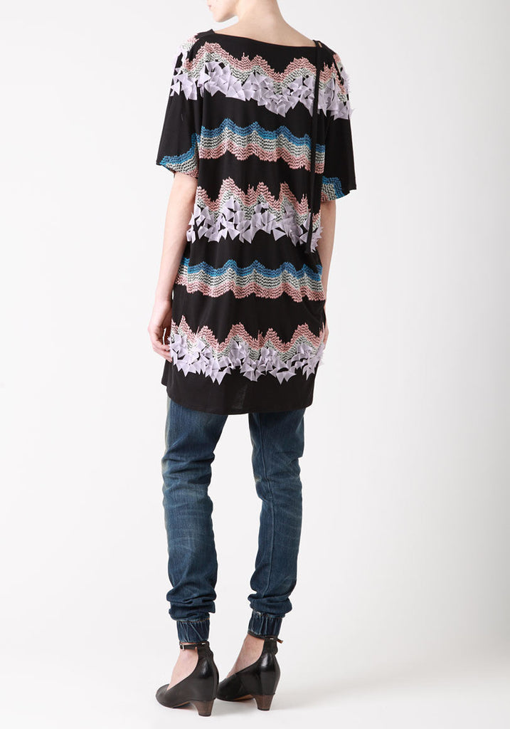 Stitch Scallop Tunic
