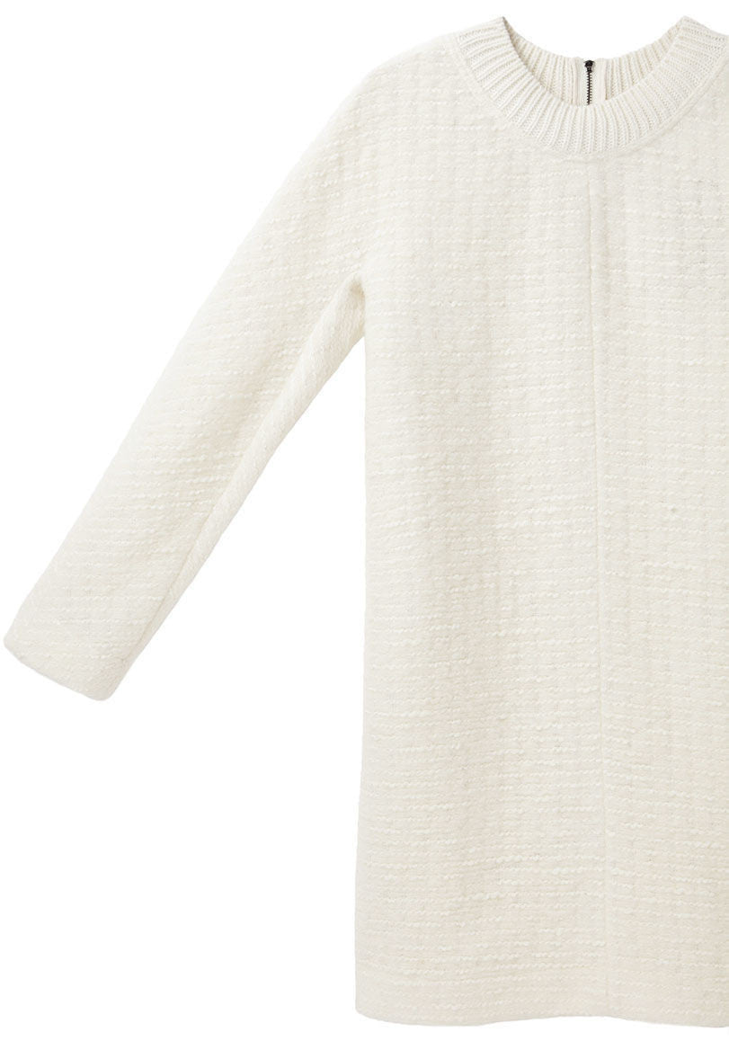 Long Sleeve Knit Tunic