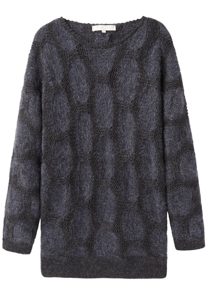 Dotted Mohair Sweater