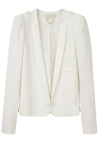 Textured Cotton Jacket