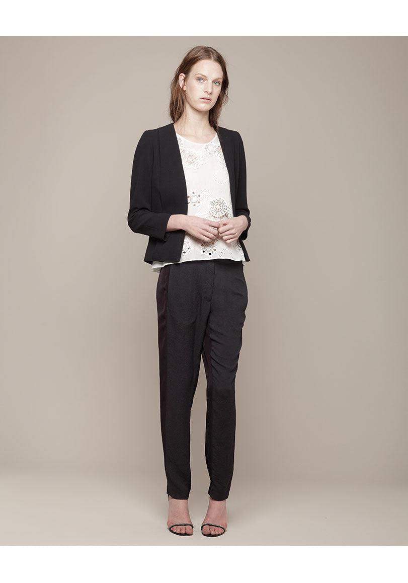 Two-Tone Pant