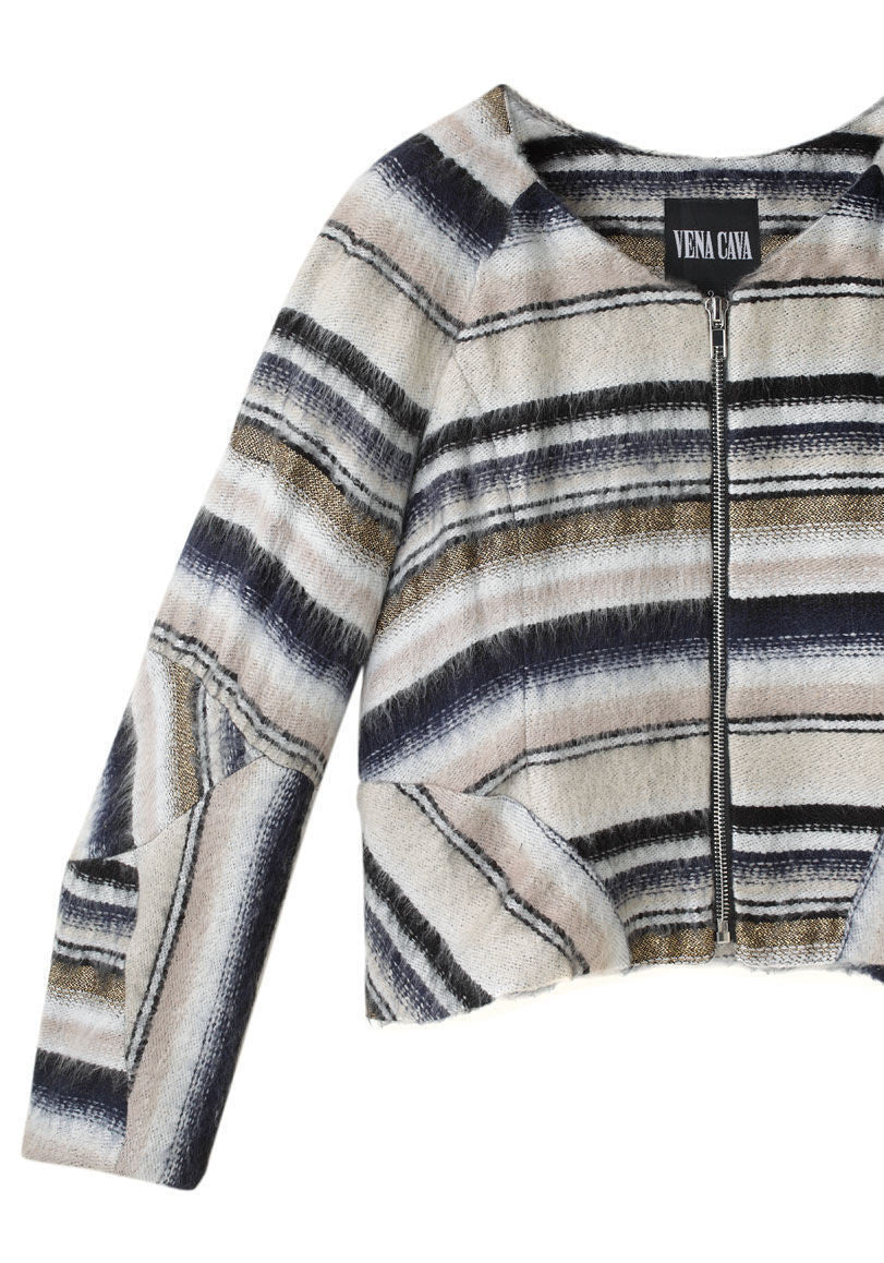 Striped Rampage Jacket