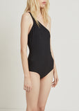 Karmo Solid One Piece Swimsuit