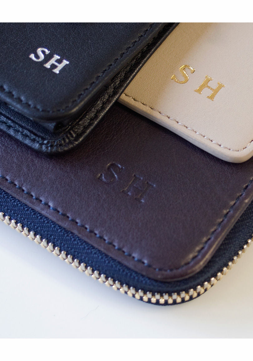 Manley Tri-Fold Passport Wallet