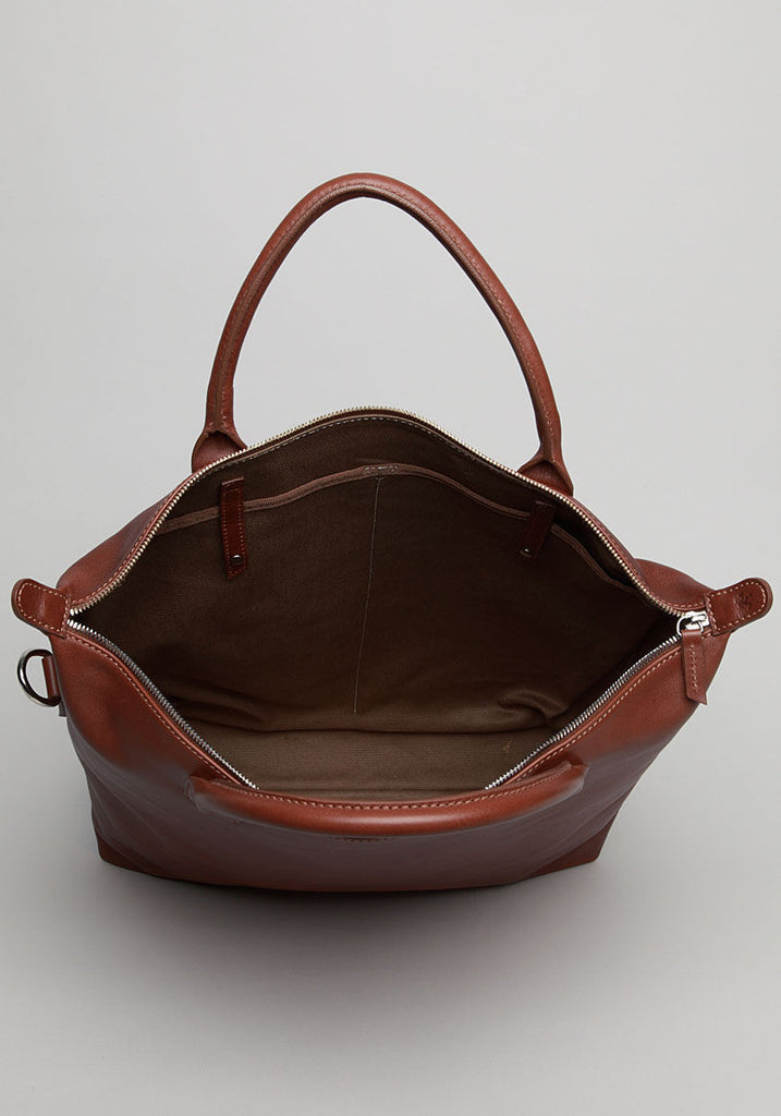O'Hare Leather Tote